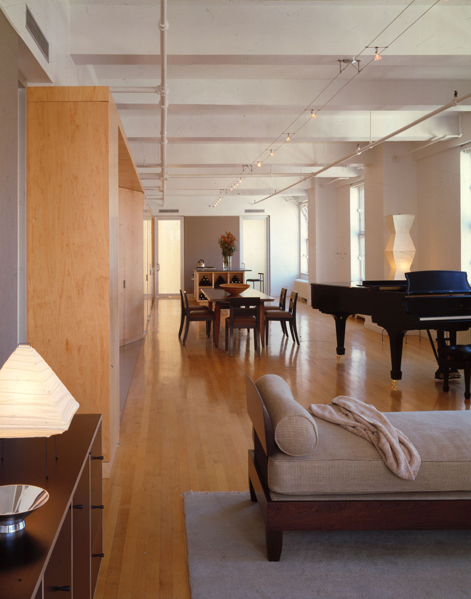 A Loft in New York © Catherine Tighe