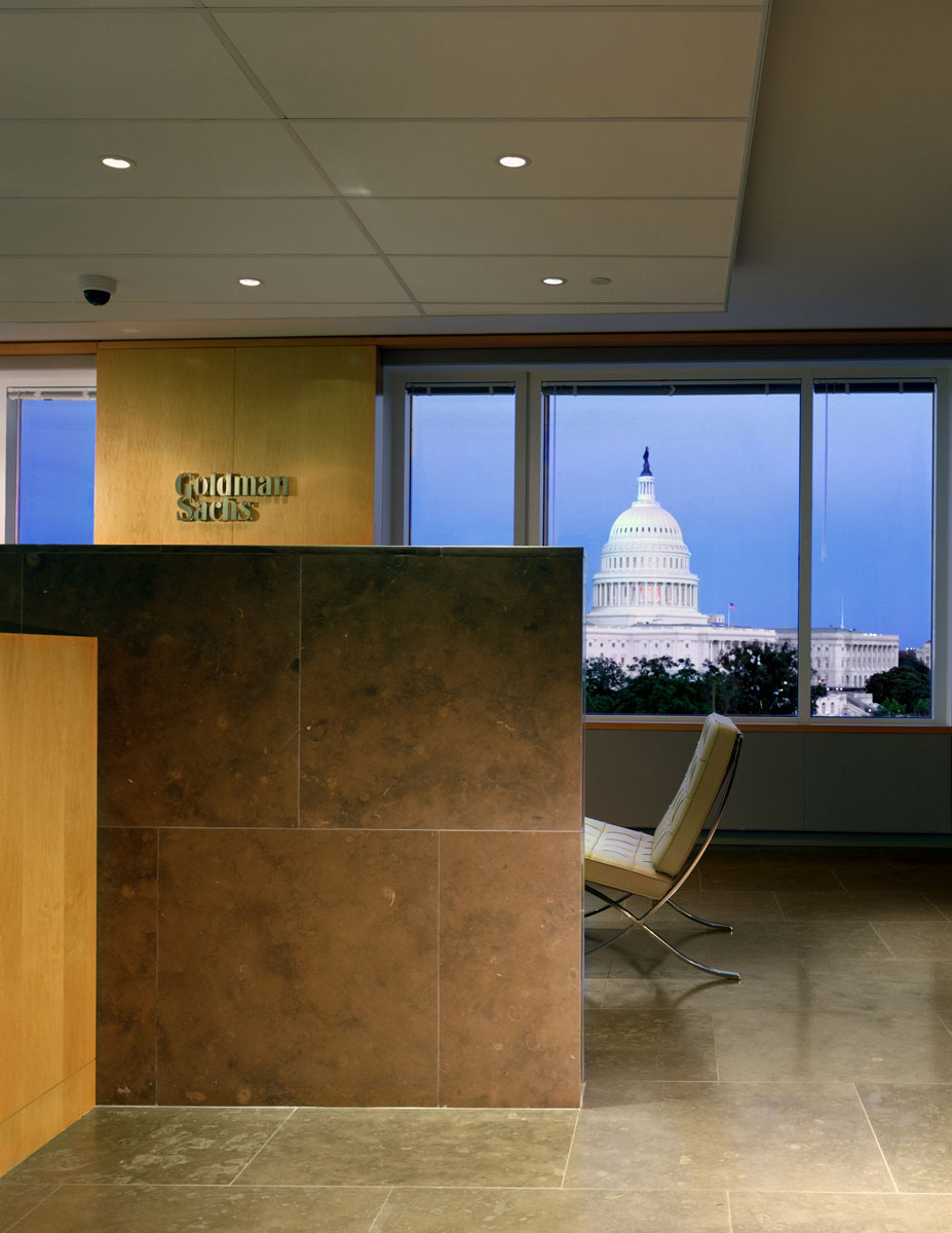 An Office in Washington DC © Catherine Tighe